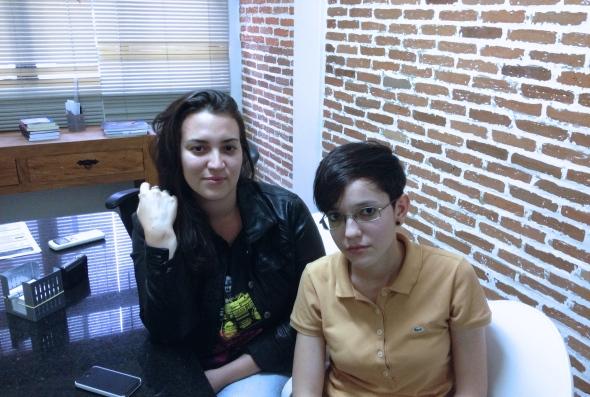 Thais Castro e Nana Caê 1